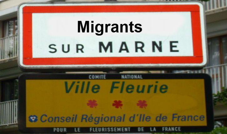 On avait déjà Hallal-Saint-Denis, Montreuil-sous-Bamako, Champigny-Médine et Paris-Daech ; voilà que la petite ville de Nogent-sur-Marne, où le roi Clovis aimait séjourner, s'apprête à changer de nom pour recevoir, en un gymnase sis place Leclerc, tout près du bois de Vincennes...