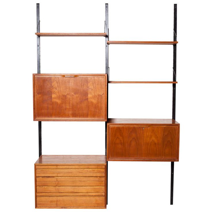 poul cadovius royal shelving system