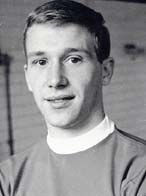 Bobby Graham played all 54 games in the 1969-70 season and, in all, the forward notched 42 goals in 137 appearances for the club. Does he get your vote in association with Carlsberg?