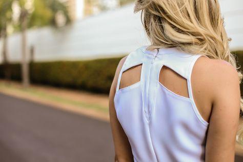 Marina Casemiro, look do dia, P&B, saia rodada, blusa, decote, recortes, sandália, bolsa, laranja, coach, zaus boutique, ribeirão preto, fashion blogger -9