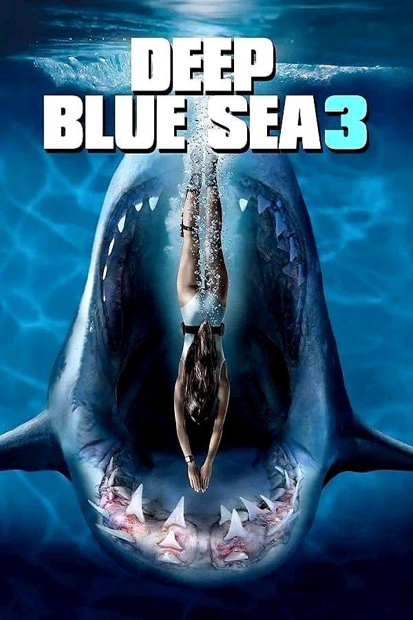 Ver Deep Blue Sea 3 Pelicula Completa En Español Gratis 2020 Ver Peliculas Gratis Ver Películas Gratis Online Ver Películas
