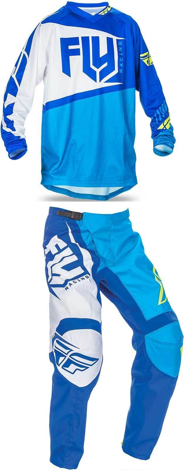 2017 Fly Racing F-16 Jersey Pant Combo - Mx Atv Motocross Dirt Bike Riding Gear