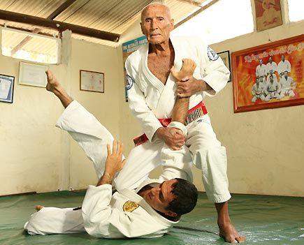 Brazilian Jiu Jitsu at any age!