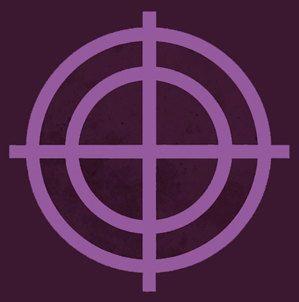 Hawkeye logo marvel - photo#4