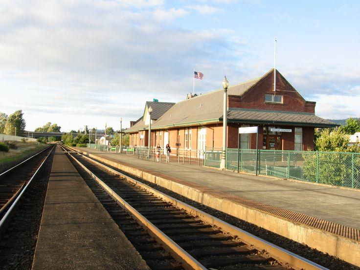 Amtrak Station - Kelso,WA