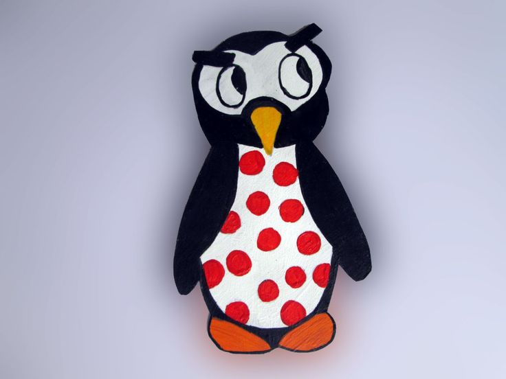 Imãs de geladeira - Pinguins 81 / Magnets