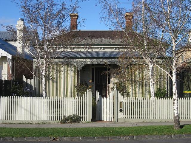 A Late Victorian Villa - Essendon by raaen99, via Flickr