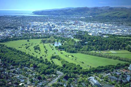 Christchurch New Zealand.