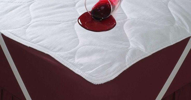 Een ongelukje gehad tijdens een romantisch ontbijt op bed? Zokrijg je je matras terug vlekvrij!
