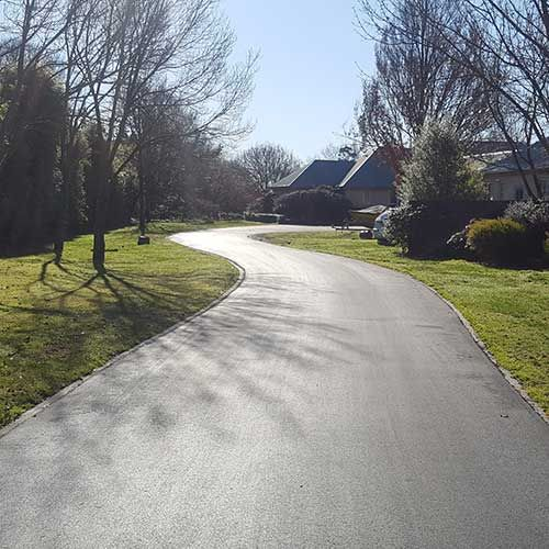 10 best asphalt driveways contractor nyc images on for Landscape contractors christchurch