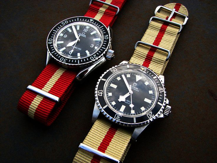Your Nato strap for the summer. - Page 6