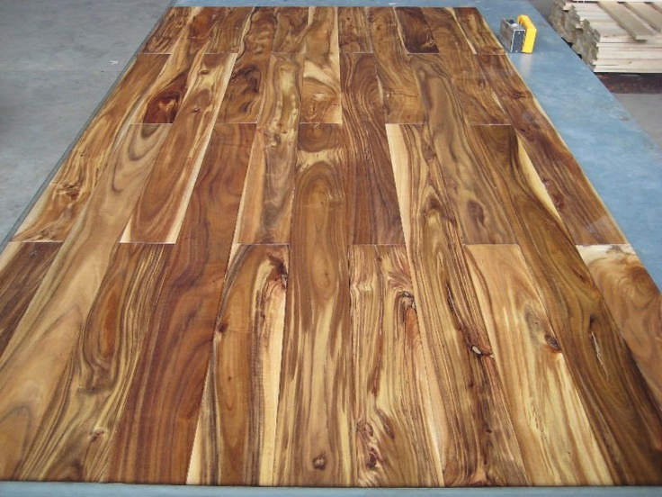 Short Leaf Acacia Flooring. I Think This Might Be The Wood We Go For In