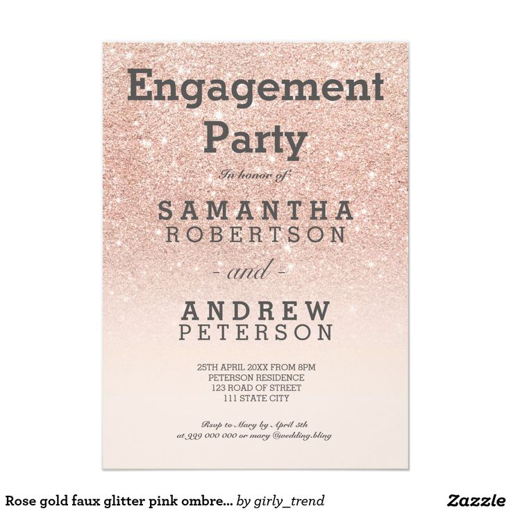 409 best Pink Wedding Invitations images on Pinterest | Blushes ...