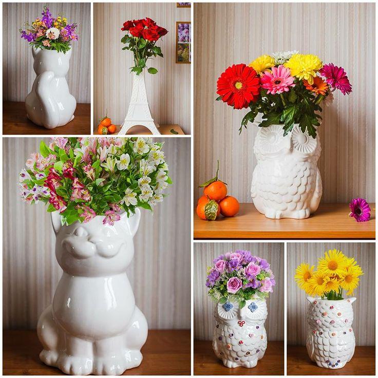 Ваза/Animal vase