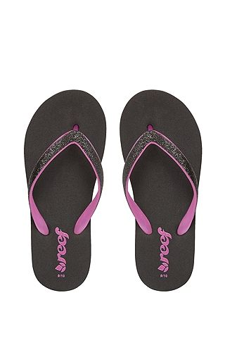 Reef Girl's Little Stargazer Luxe Sandals: Sun Protective Clothing - Coolibar