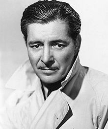 Ronald Colman born on February 09, 1891 and passed away on May 09, 1958. Wonderful actor!