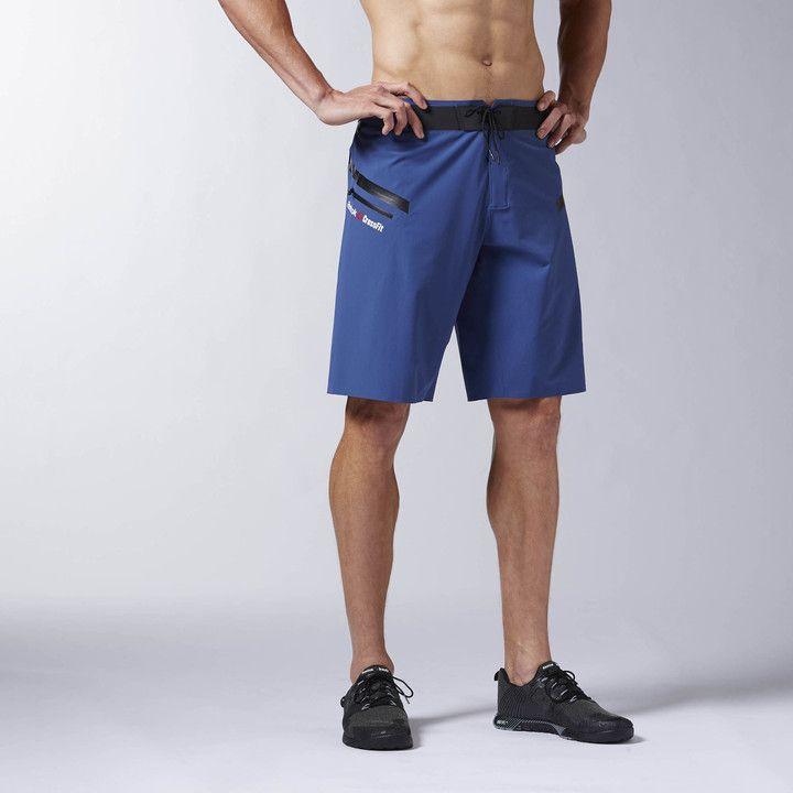 Reebok CrossFit Super Nasty Commander Board Short