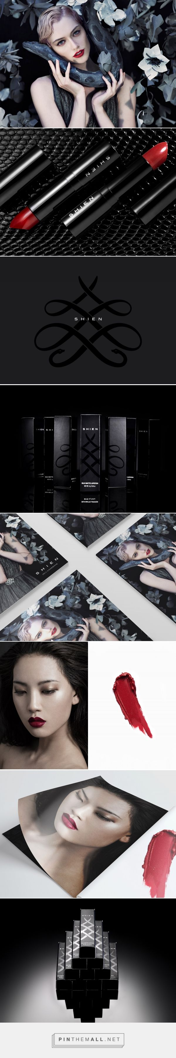 Shien Cosmetics Branding by We Are Branch