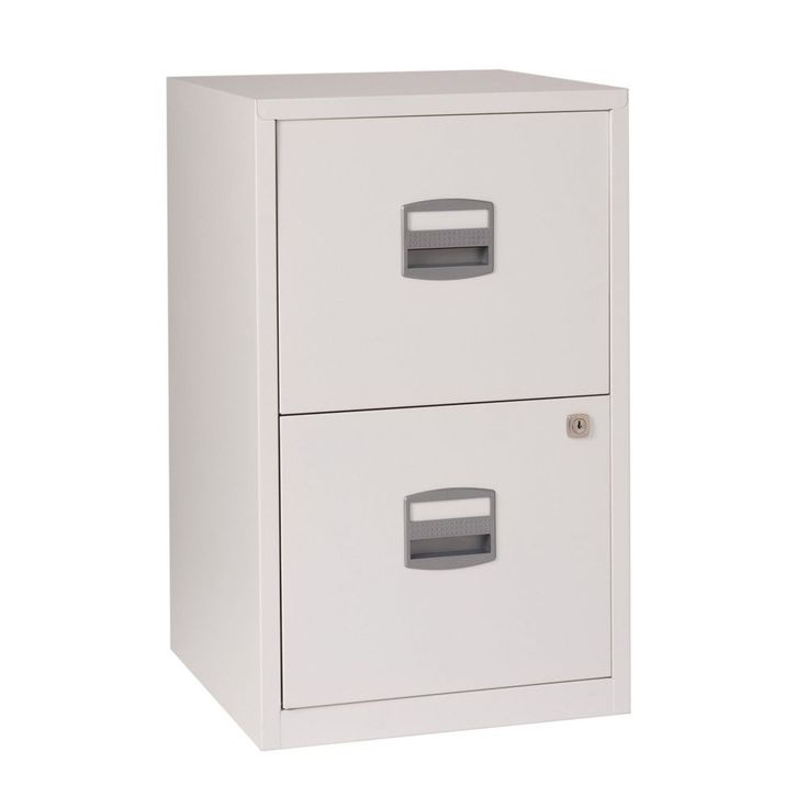 Staples 2 Drawer File Cabinet