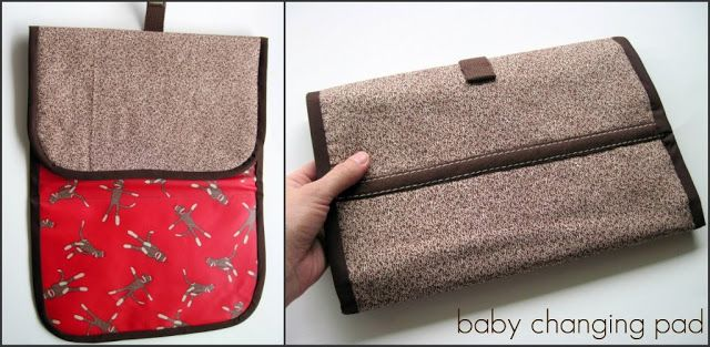 homemade by jill: Tutorial: Baby Changing Pad