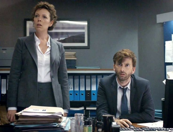 CANADA: Revisit Broadchurch Season 1 On Showcase From Today