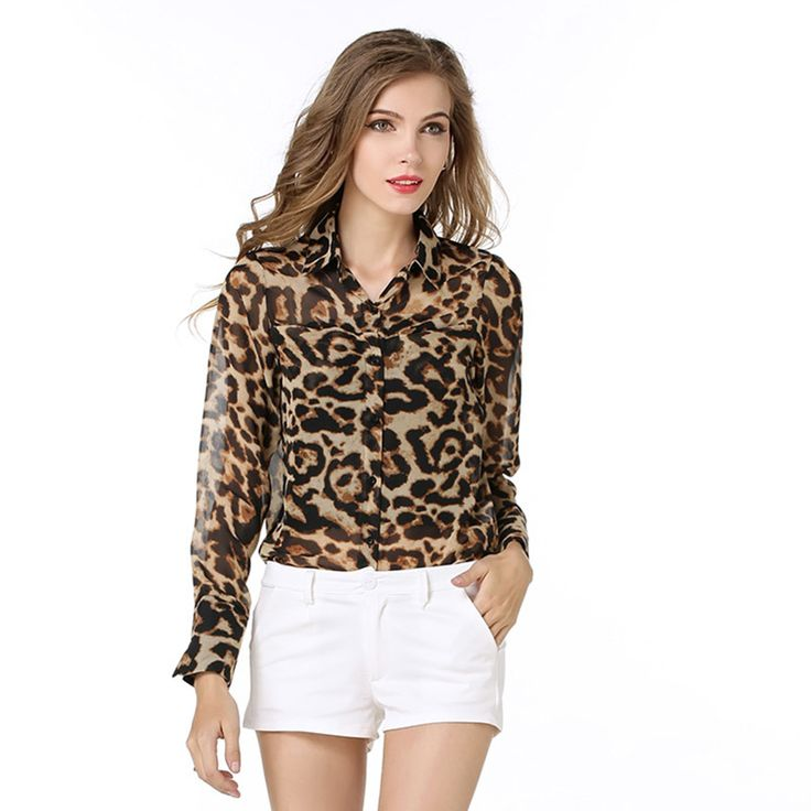 Cheap shirt graphics, Buy Quality shirt contrast directly from China clothes leopard Suppliers: