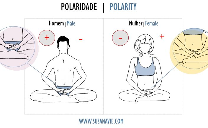 Polaridade | Polarity (article) #polaridade #polarity #yoga #sketch #draw #articles #infographic