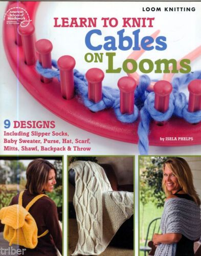 Learn New Stitches on Circle Looms by Annie's, - Books on ...