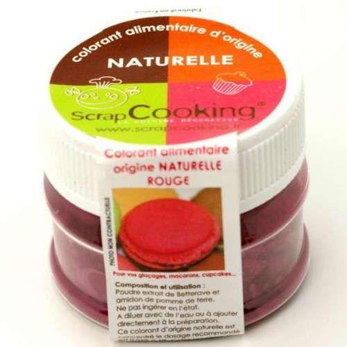 Nieuw: Natuurlijke kleurstoffen - TastyShop