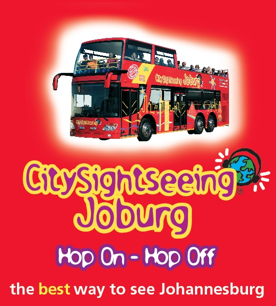 Explore Joburg attractions at your own pace. Simply hop off and on at any of our stops with your ticket.  Our buses follow a timetable that can be found on our bus stop signs, brochure and on www.http://www.citysightseeing.co.za/joburg