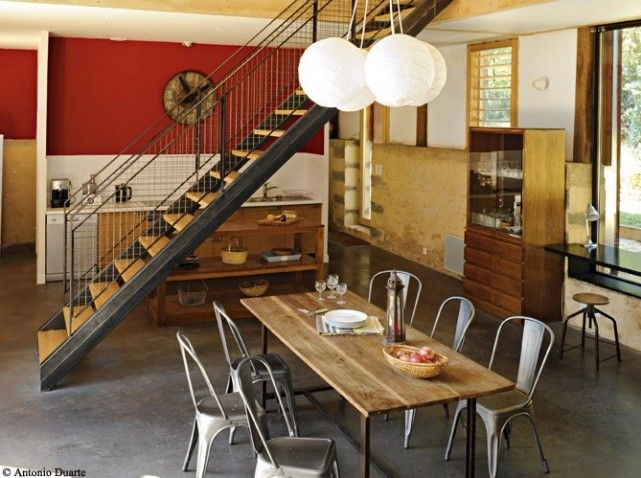 55 best Salle à manger images on Pinterest | Reclaimed wood ...