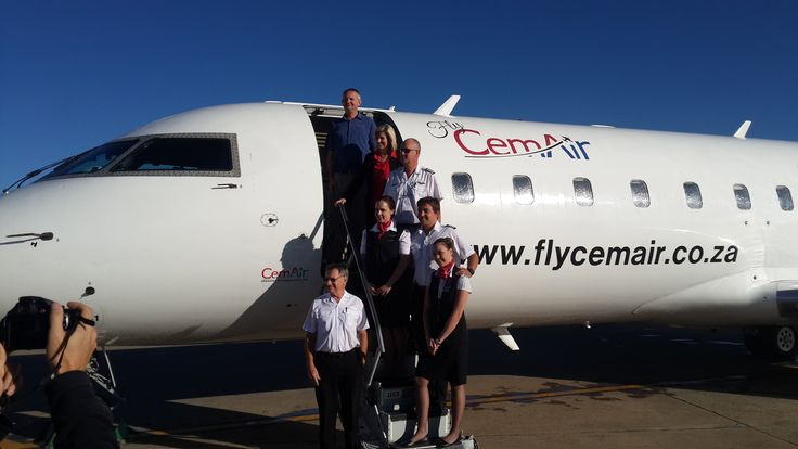 The Flycemair crew
