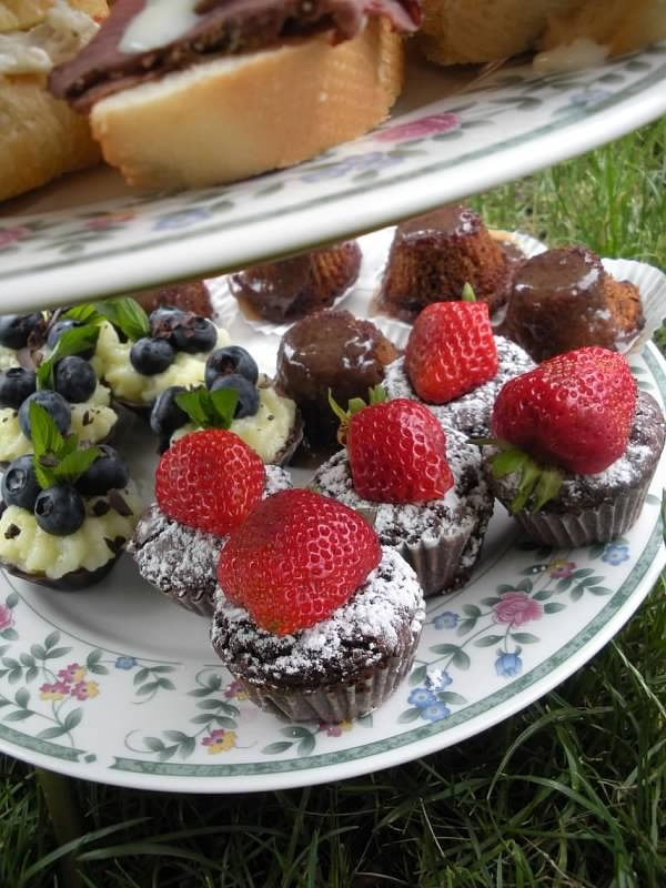 Tea Desserts