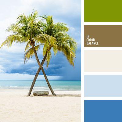Color Palette No. 2222