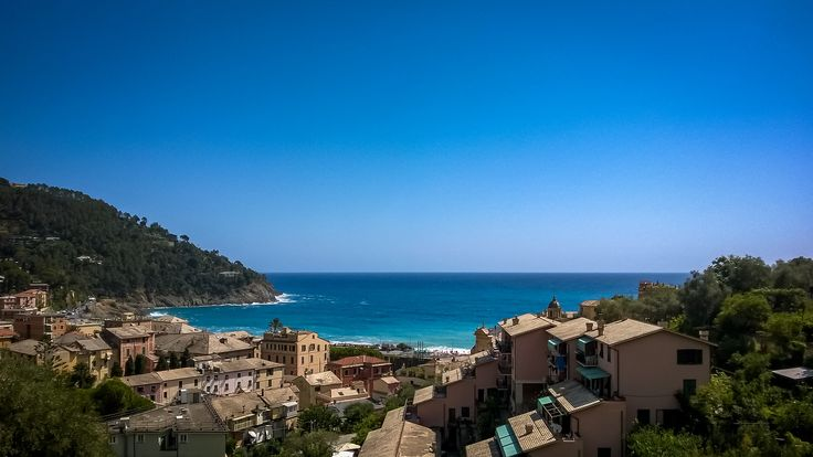 Landscape in Bonassola 2   by Niklas Rosenberg #CinqueTerre #Italy