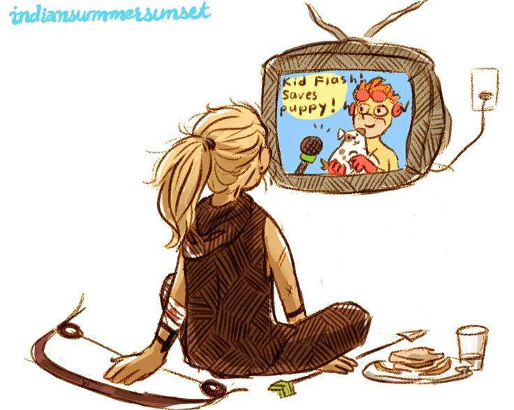 Kid Flash X Artemis Artemis And Kid Flash ...
