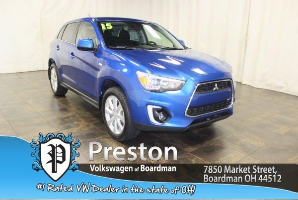 Used 2015 Mitsubishi Outlander Sport for Sale in Youngstown, OH – TrueCar