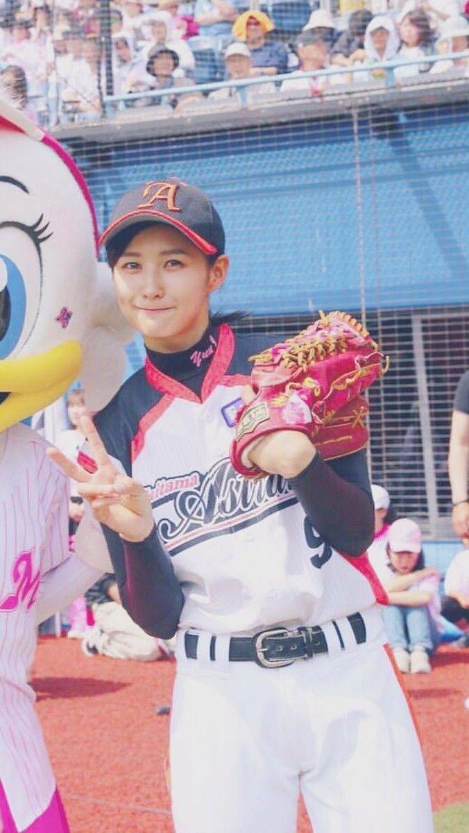 女子 プロ 野球 美女 ナイン