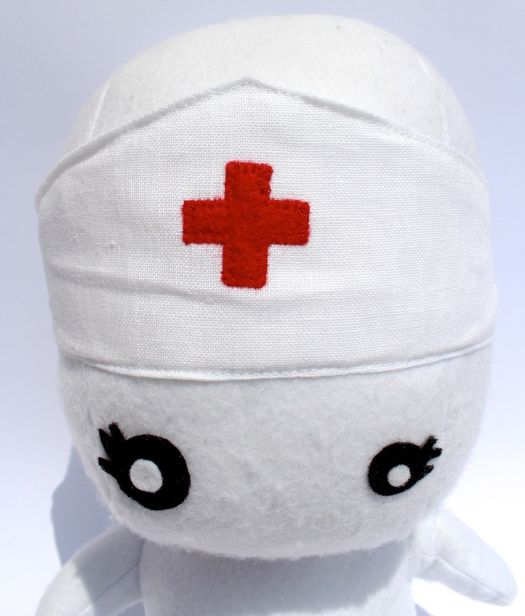 Nurse (Pannolenci and cloth)