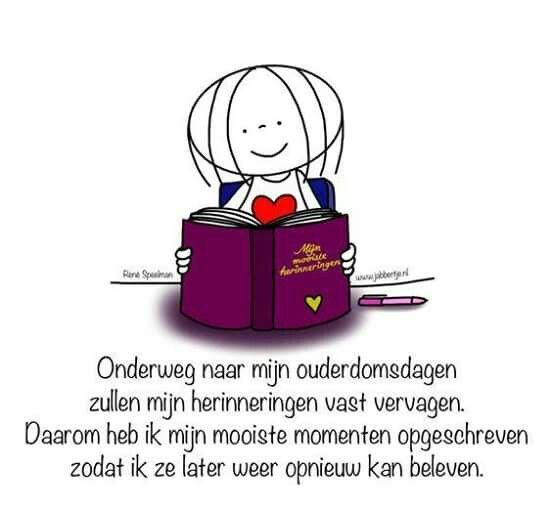 Een levensboek maken voor je nabestaanden.... Mooi voor jezelf en dierbaar voor nabestaanden...