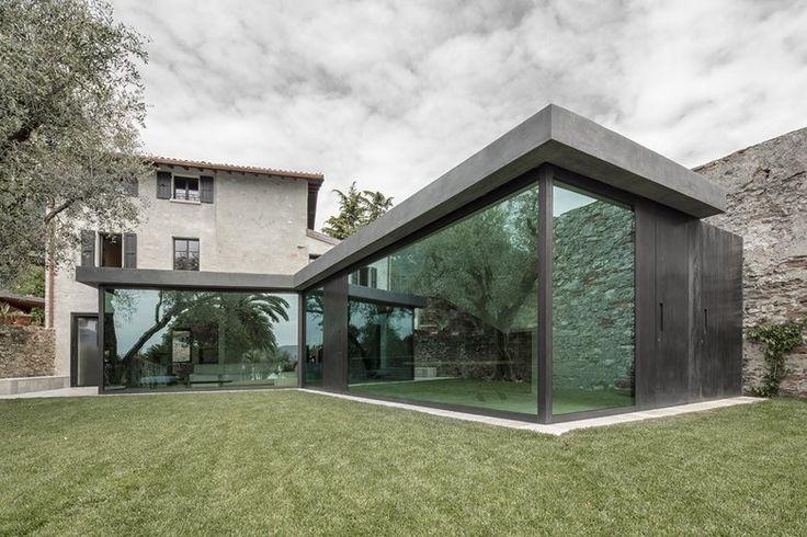 canopied, Toscolano-Maderno, 2017 - bergmeisterwolf architekten