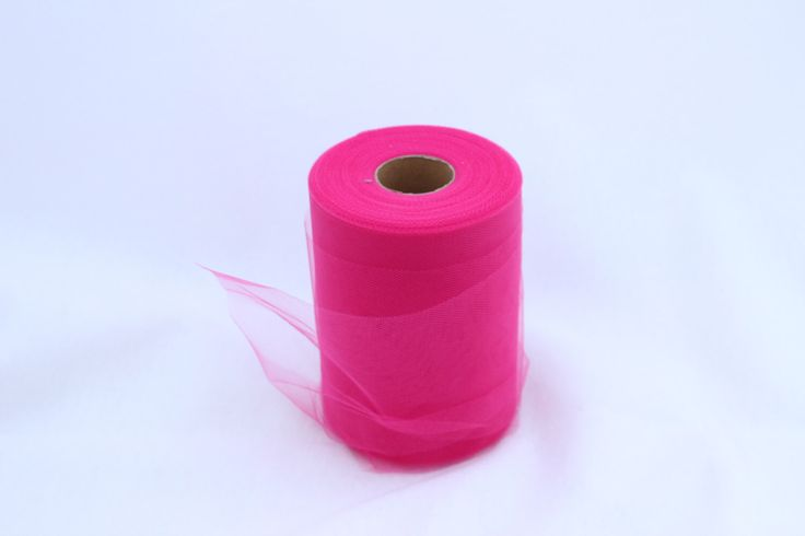 Fuchsia tulle roll - 6 inches - 100 yard - Fuchsia rolls - tulle rolls - Pink fabric - Fuchsia tutu by BnBLLC on Etsy https://www.etsy.com/listing/198709138/fuchsia-tulle-roll-6-inches-100-yard