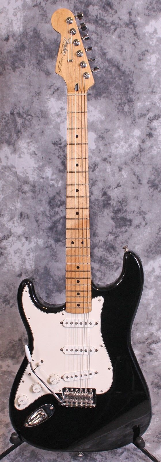 FENDER STRATOCASTER Made In Mexico 2003 LEFT HANDED LEFTY LEFT HAND