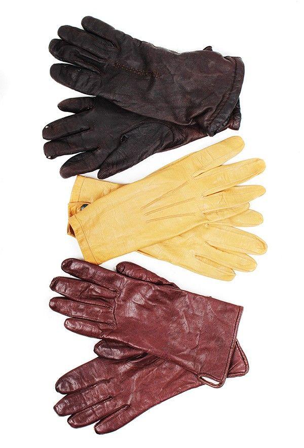 Vintage Gloves Mix