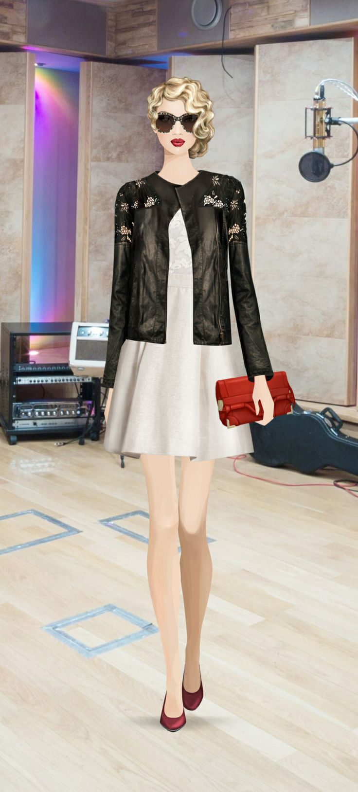 Uk Pop Star Event On Covet Fashion Game Covet Fashion Game Pinterest Covet Fashion And