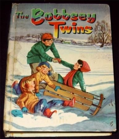 The Bobbsey Twins - I still have this book...