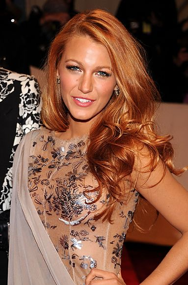 Ok @Kelly Martino I've figured out what I want. Keep the red to a copper and with strawberry blonde highlights!