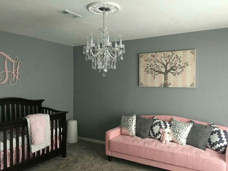 Baby Pink Room Decor