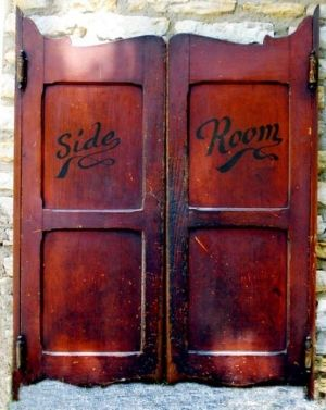 saloon doors; but only one...paint it to look like two doors & 56 best JIMS WOODEN SALOON DOORS images on Pinterest | Saloon ... Pezcame.Com