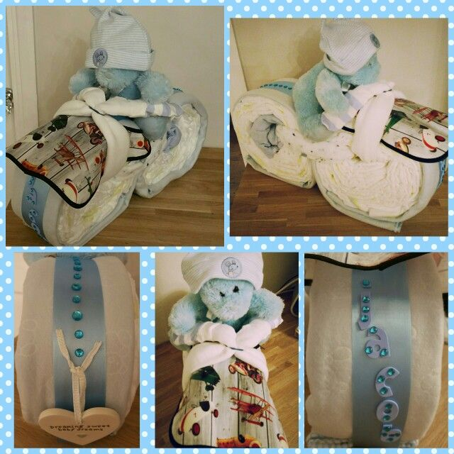 48 Best Nappy Cakes Images On Pinterest Nappy Cakes Baby Hamper